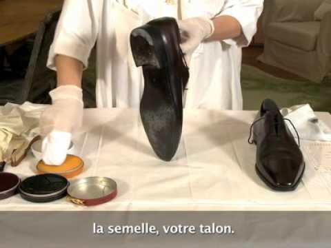 Comment Cirer Ses Chaussures (selon Berluti)
