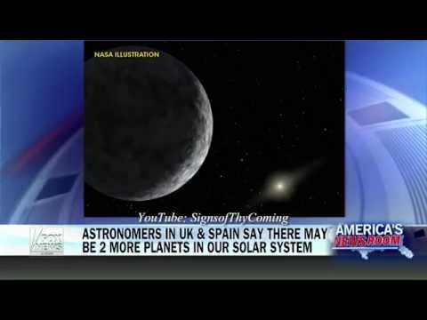 Nibiru : Mysterious Planet X May Really Lurk Undiscovered in Our Solar System (Jan 23, 2015)