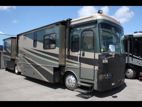 Used 2005 Fleetwood Providence 39L Diesel Pusher for Sale - Steinbring Motorcoach