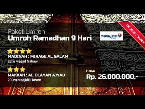 Youtube umroh full ramadhan 2018