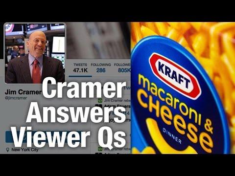 Jim Cramer's Favorite Bank Stocks Are Wells, Bank of America