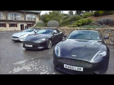 2011 Aston Martin VIRAGE First Drive part 2/2