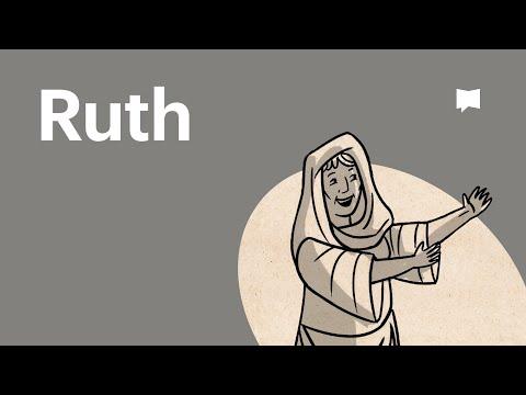 Read Scripture Series: Ruth