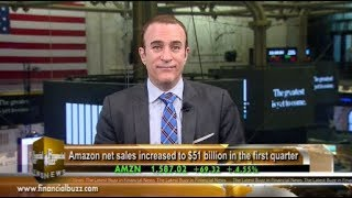 LIVE - Floor of the NYSE! Apr. 27, 2018 Financial News - Business News - Stock News - Market News