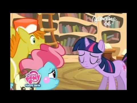 My Little Pony L'amicizia è magica 02: I piccoli dei Signori Cake (1/2)
