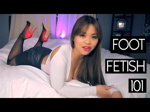 Foot Fetishism 101 -  The Basics of Foot Fetish thumbnail