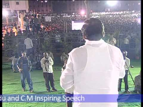 AP CM N Kiran Kumar Reddy's Inspiring Speech with IIIT Students