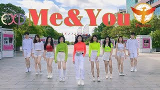 [KPOP IN PUBLIC] EXID(이엑스아이디) - 'ME&YOU' DANCE COVER BY THE PHOENIX