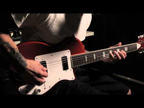 Jazzy improv - Eastwood Airline H44 DLX (Harmony Stratotone)