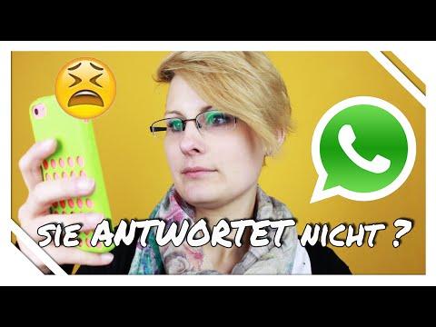 Whatsapp: Darum Antwortet Sie Nicht! video