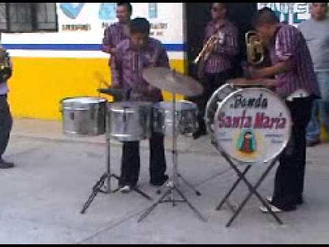 Chichihualco - Banda Santa Maria