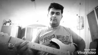 Neele neele ambar par- my quick take on guitar instrumental.