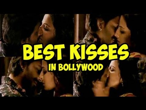 Love Passion And Kiss - Bollywood's Top 10 Liplocks - Most Romantic Kisses