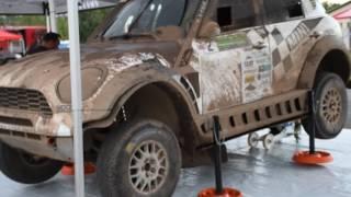 Hungarian Baja 2016: assistenza Mini X Raid, Claudio Centenari