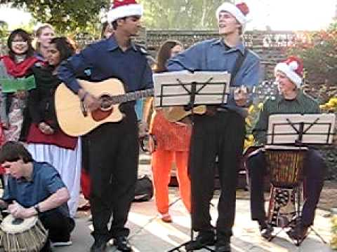 Aha Yesu Aya, Urdu Christmas Carol - Mcs Christmas Choir 2008 video