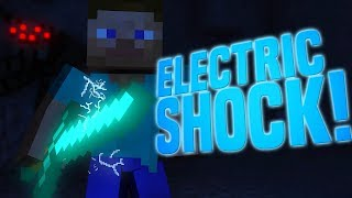 Electric Shock Enchantment - Mine-imator Tutorial