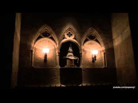 Harry Potter And The Forbidden Journey Complete Pov Ride Experience Wizarding World Of Harry Potter video