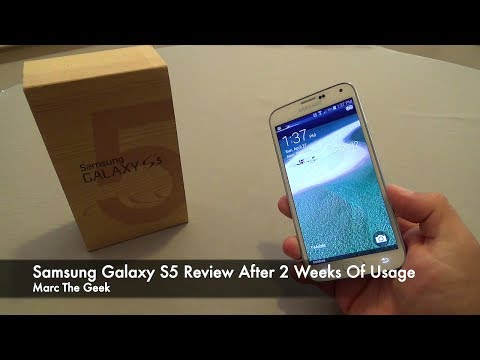 Samsung Galaxy S5 Review After 2 Weeks Of Usage