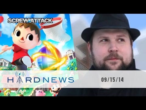 Minecraft bought by Microsoft, Rumor of Xbox Streaming, More Smash Bros. | Hard News 9/15/2014