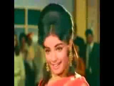 Song  Aaj Kal Tere Mere Pyar Ke Charche Movie  Brahmachari 1968...