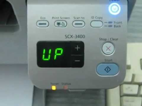 Chip Reset Fix Firmware Scx-3400 Scx-3405 Por Software