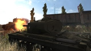 ◀World of Tanks - Why So Serious?, ft T34 Premium