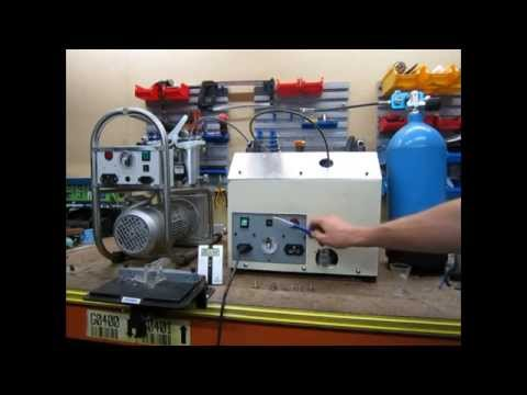 High Pressure Compressor for PCP air rifles and paintball