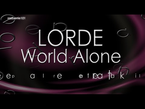Download Lorde Videos - Dcyoutube