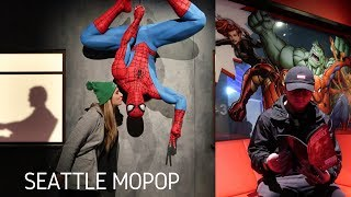 Seattle's Museum of Pop Culture | Marvel, Horror & More!