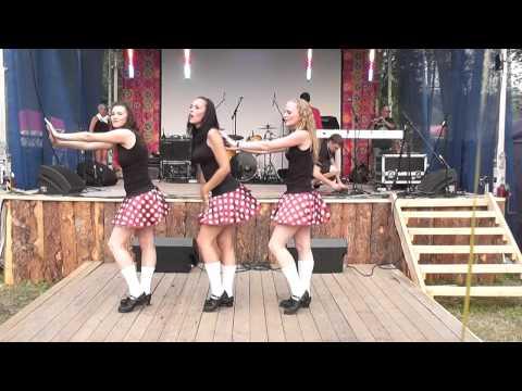 королевы танцующие джигу
