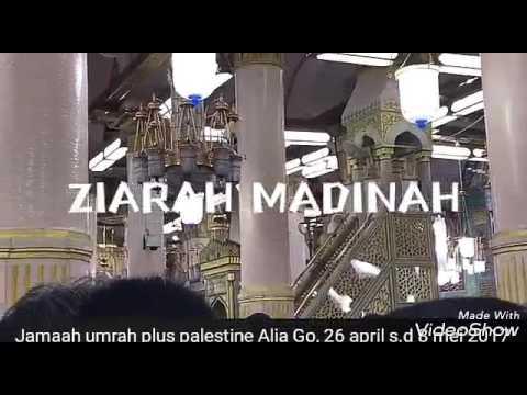 Jual umroh plus palestina 2017