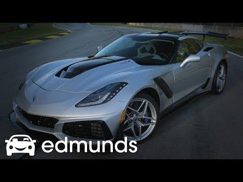 2019 Chevrolet Corvette ZR1 Review   First Drive   Edmunds