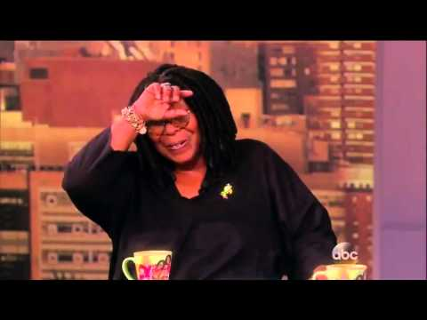 Whoopi Goldberg Completely Loses It In Laughing Fit