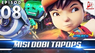 BoBoiBoy Galaxy EP08 | Misi Penghantaran Dobi