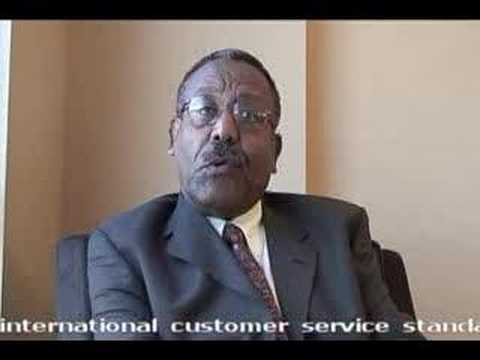Ethiopian Airlines CEO, Mr. Girma Wake Interview video clips about the