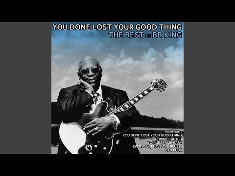 B.B. King - Strange Things