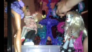 monster high les anges 1