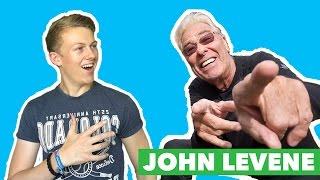 EXCLUSIVE INTERVIEW WITH JOHN LEVENE