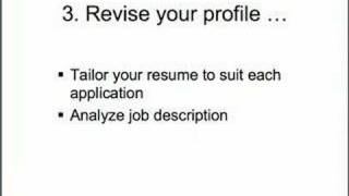 Refresh Your Resume - In 7 Easy Steps