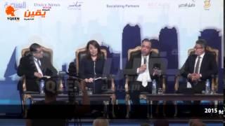 يقين | كلمة اشرف العربي في فعاليات مؤتمر المسئولية الاجتمتاعية