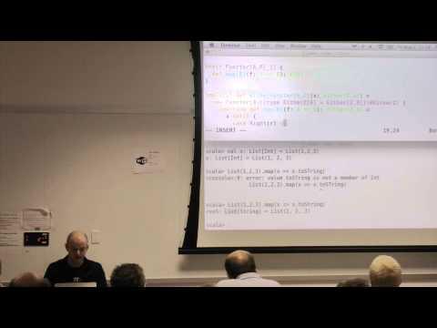 funconf: James Earl Douglas, Hands-On Category Theory