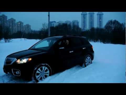 Acura RDX, тест-драйв