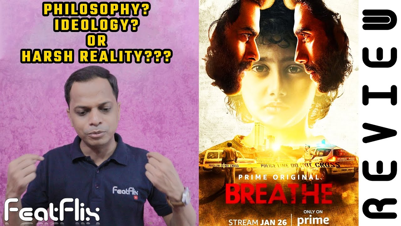 Breathe (2018) Season 1 Amazon Prime Video Drama, Thriller  Tv Series Review In Hindi | FeatFlix