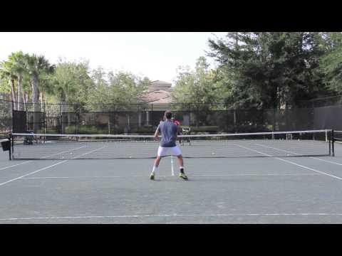 College Tennis Recruiting Video (Revised)