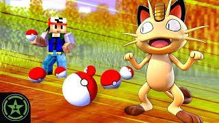 It's Meowth Hunting Season! - Minecraft Pokemon Adventures Mod Pack | Live Gameplay