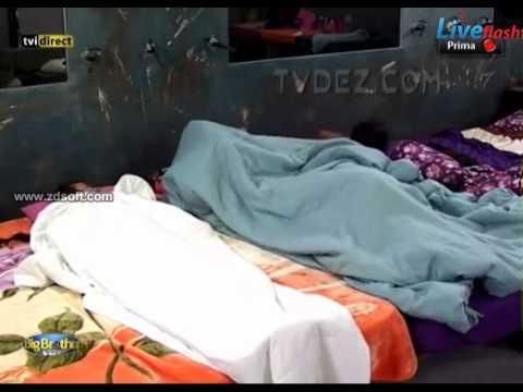 P&K a dormir no barracão P2 - 10.07.2013