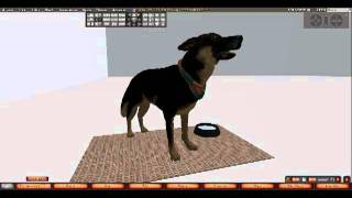 Dog Avatar Realistek* Second Life