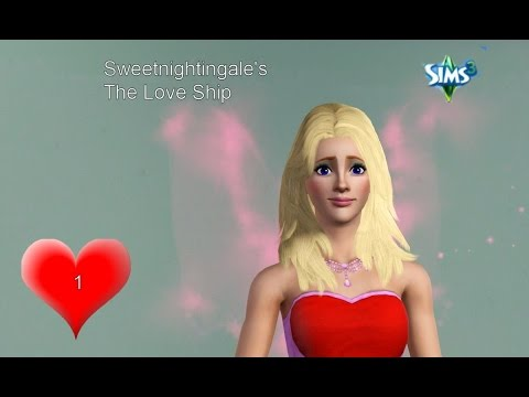 Sweetnightingale's TS3 The Love Ship Part 1, The Ultimate Good Fairy