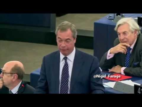 Farage: The Last European Commission that Governs Britain