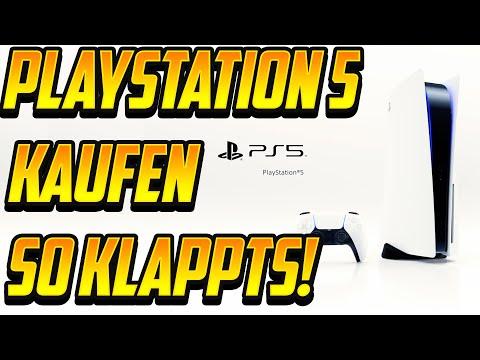 Playstation 5 kaufen - So Klappt es nächste Woche!